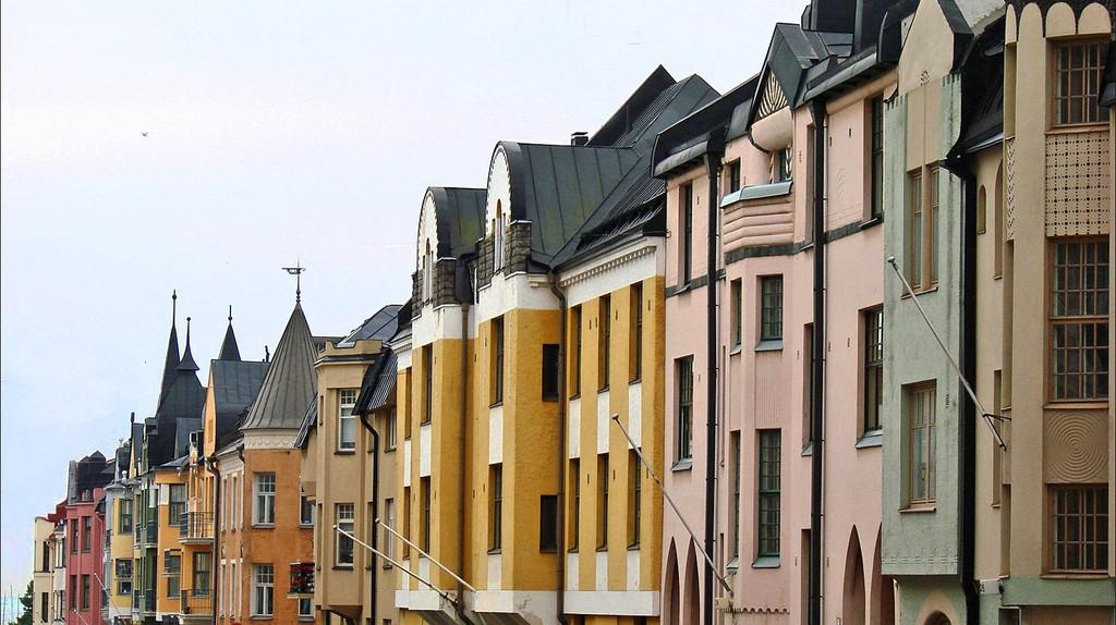 Huvilakatu Street, Helsinkik   © Jean-Pierre Dalbéra/Flickr