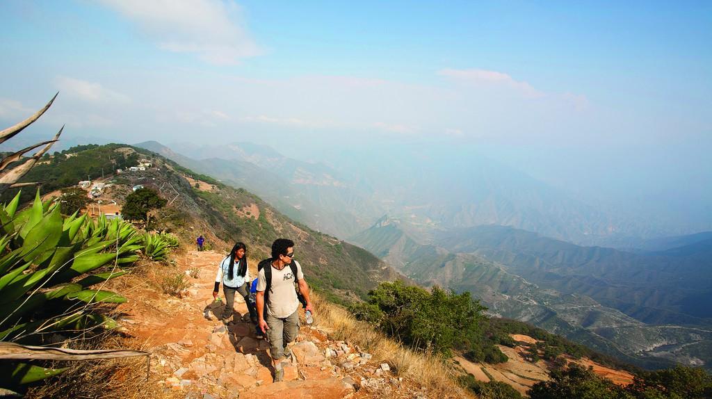 Mexico is a mountainous country   © Comisión Mexicana de Filmaciones/Flickr