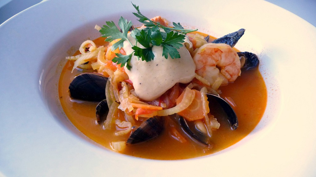 Bouillabaisse is a fish soup from Marseille | © Blue Moon in Her Eyes/Flickr