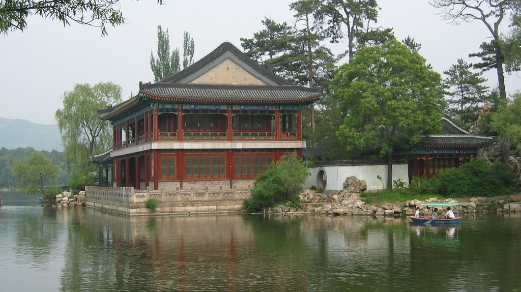 Imperial Garden, Chengde © NH53/Flickr