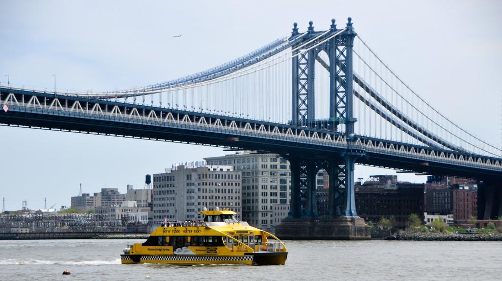 Manhattan Bridge | © Gane / Flickr