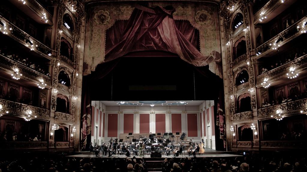 Teatro Colon   © Hernán Piñera/Flickr