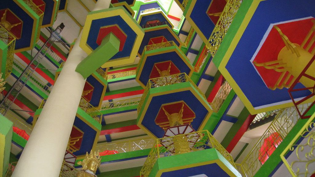 Enlightened Heart Temple, Perak | (c) Photo Dharma / Flickr <https://www.flickr.com/photos/anandajoti/9122499297/>