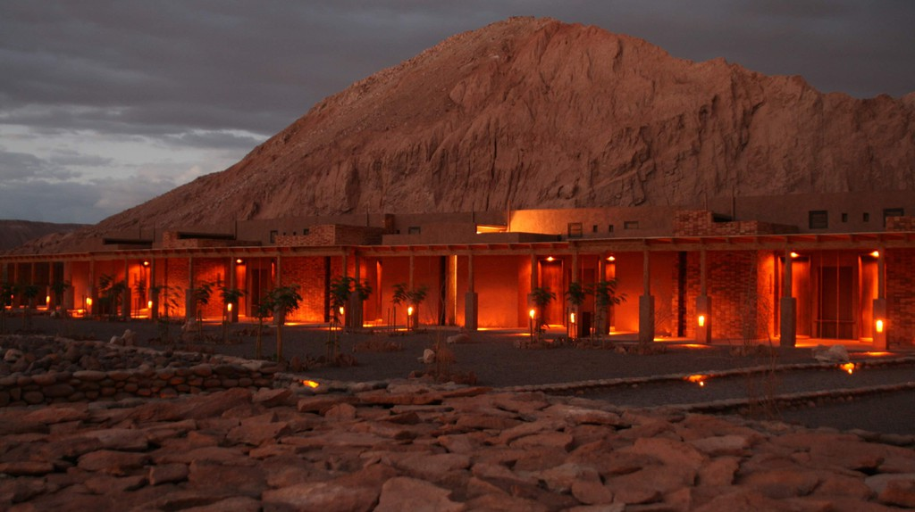 Alto Atacama by night | © Alto Atacama