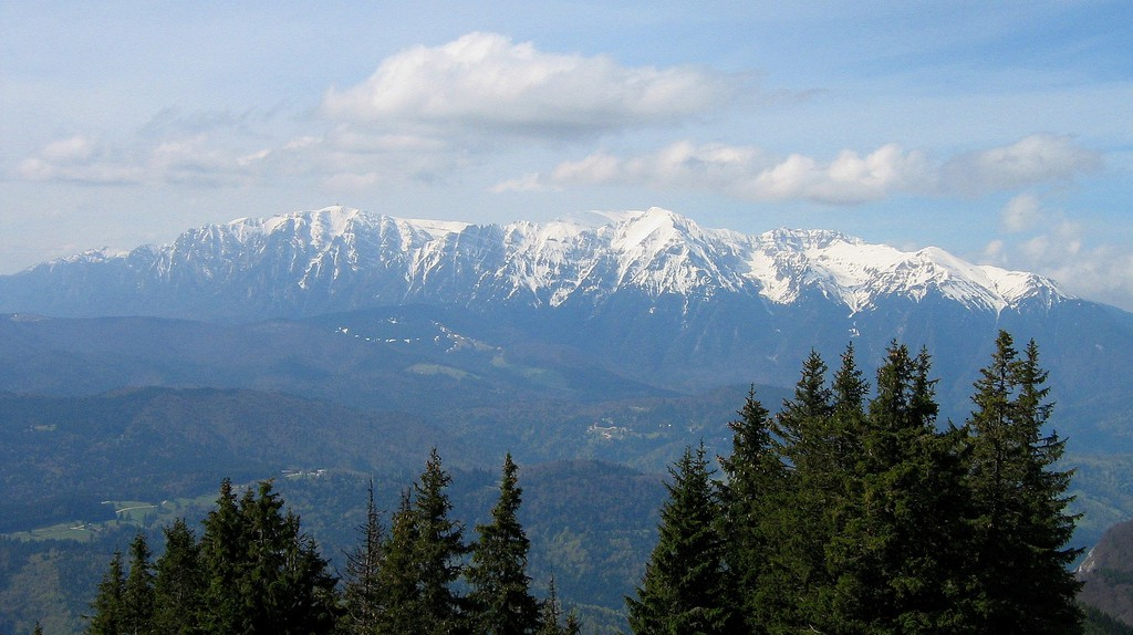 Bucegi Mountains | ©Gabriel / Flickr