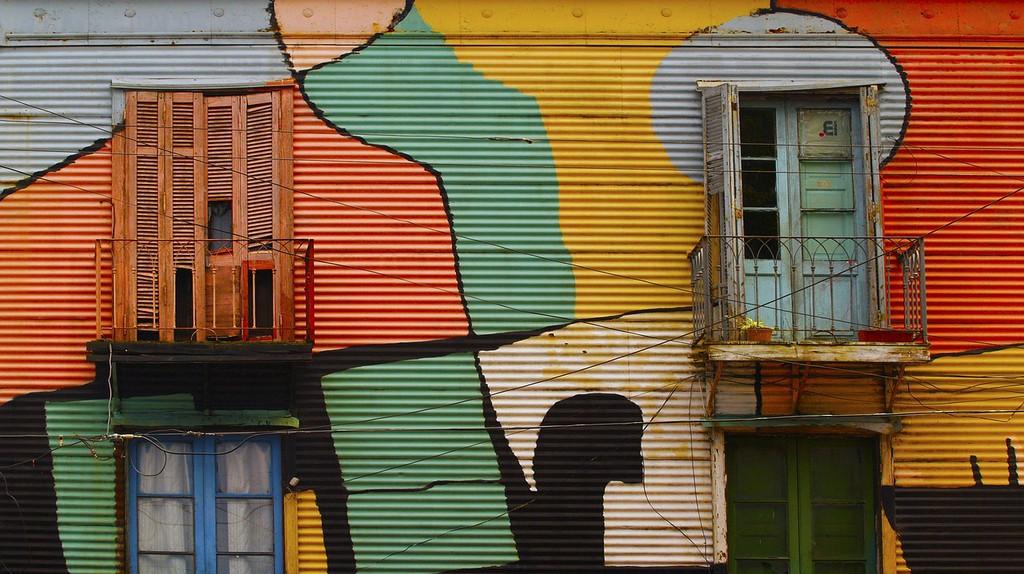 Barrio Argentino   © werner22brigitte/Pixabay