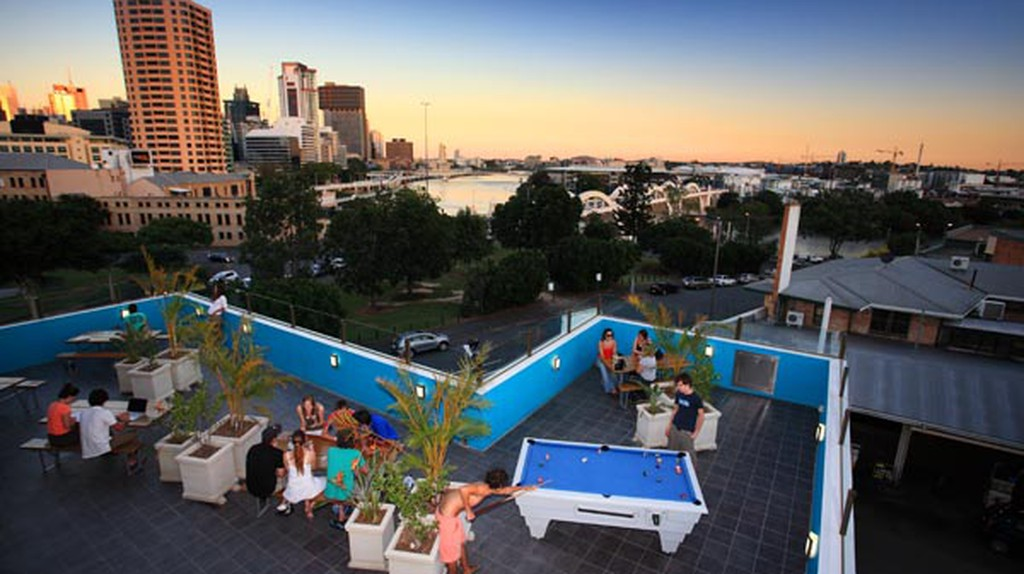 Rooftop at Chill Backpackers | © Chill Backpackers