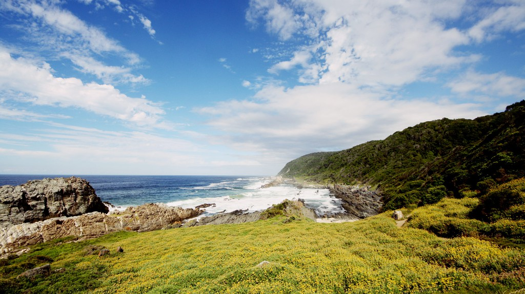 The Tsitsikamma National Park forms part of the greater, well-known Garden Route National Park | © Carina Claassens