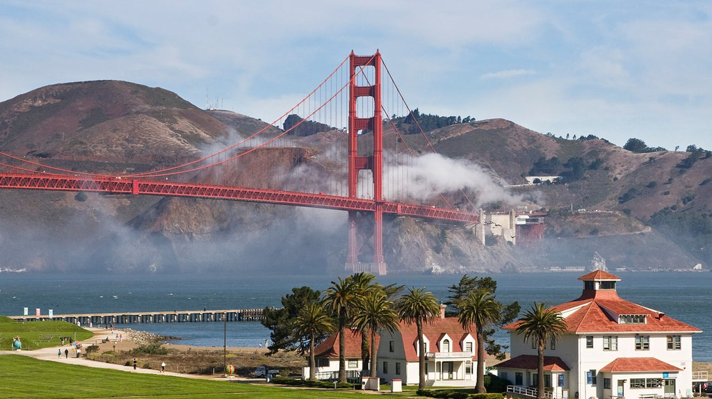 GGBridge Old Coast Guard | © Will Elder / WikiCommons