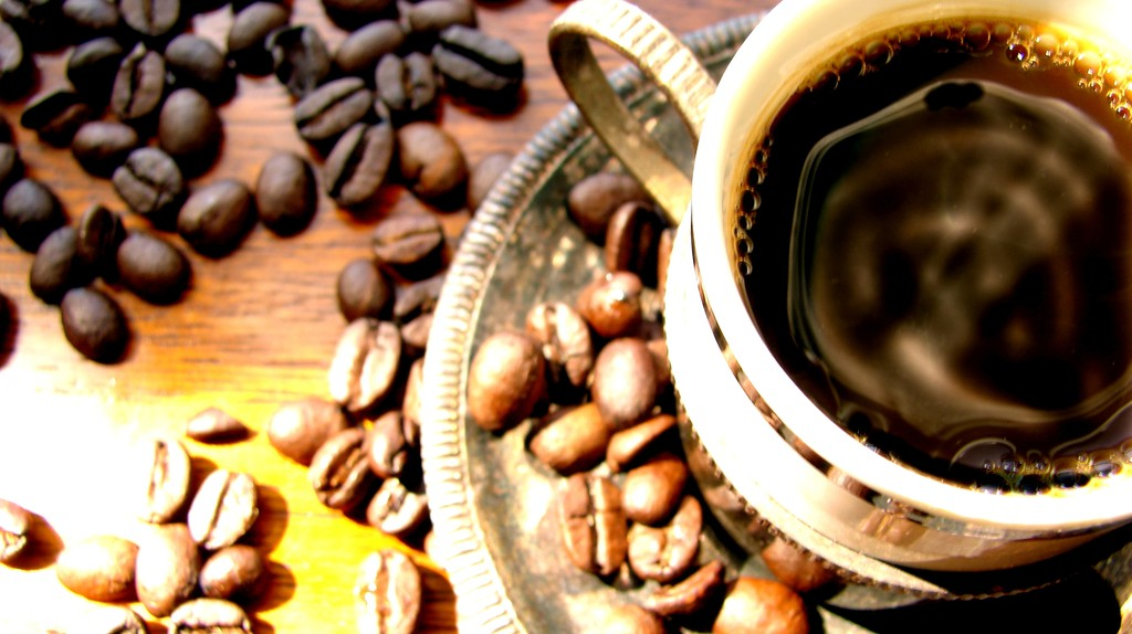Goblet of coffee © (Carlos Sillero)/Freeimages
