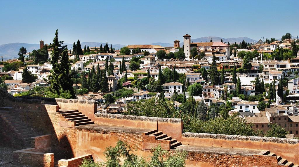 Granada | © JerzyGorecki/Pixabay