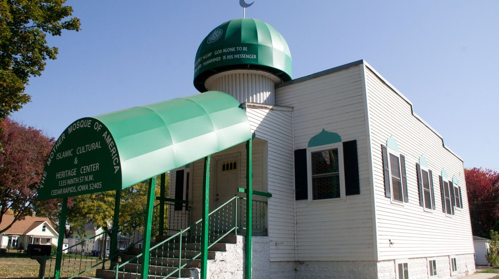 Mother Mosque of America | © ArtisticAbode / WikiCommons