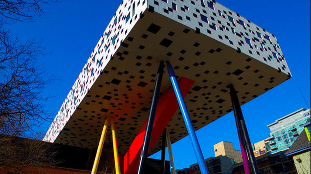 Ontario College of Art and Design (OCAD) in Toronto | an Muttoo