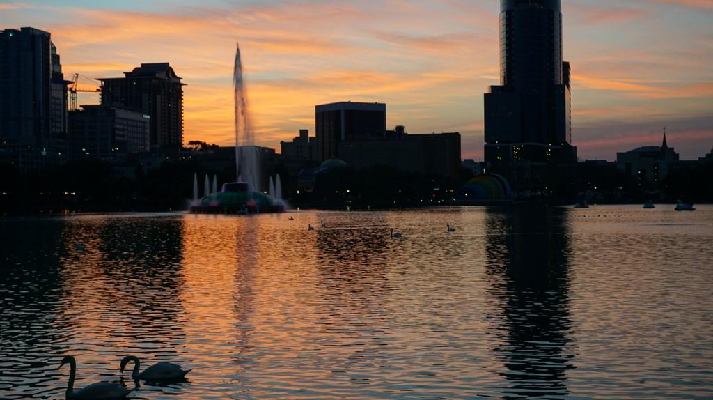 Downtown Orlando | Courtesy of Kelsey Glennon / @kelsey_wanders