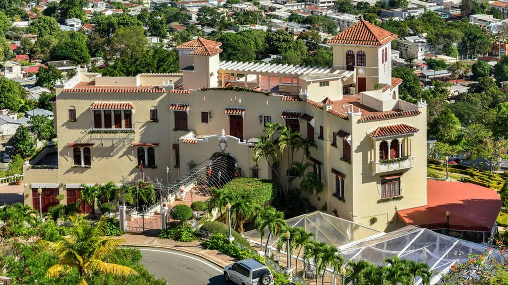 Castillo Serralles in Ponce | ©Felix Lipov/Shutterstock