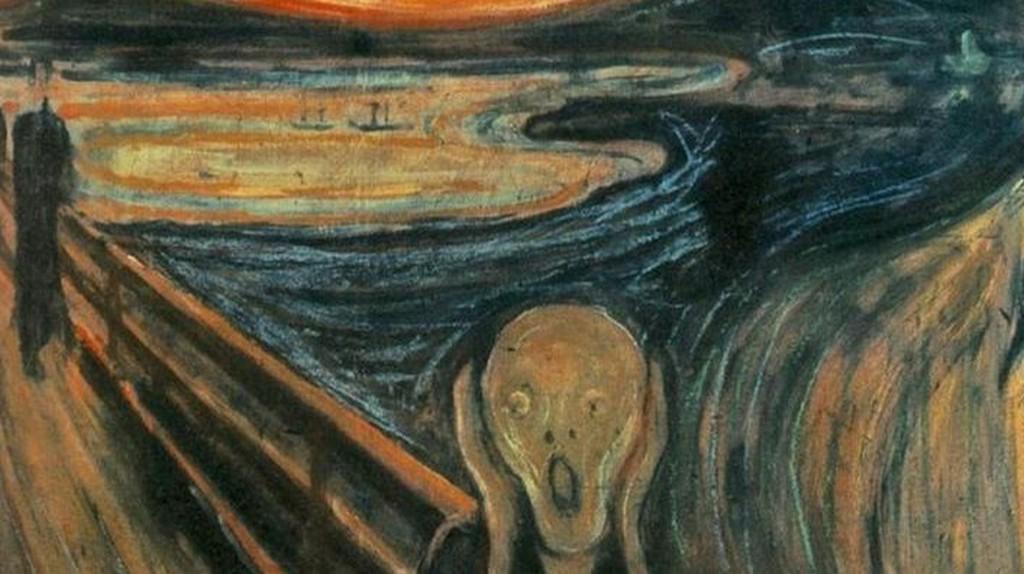 Edvard Munch, The Scream (1893) | © WikiCommons
