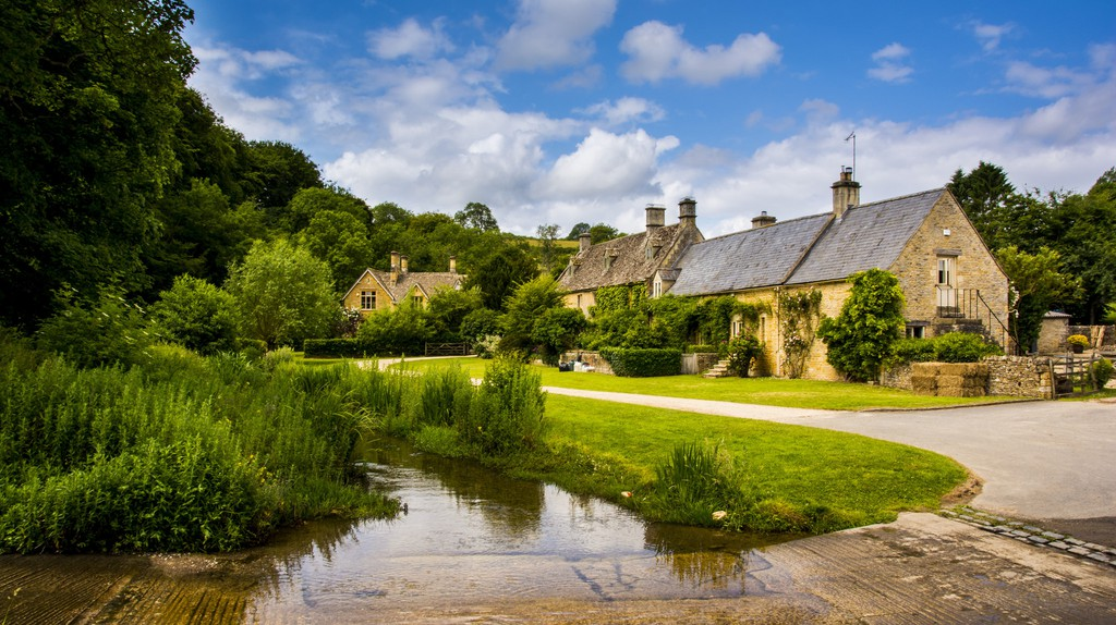 Upper Slaughter | © Andy Sim/Flickr