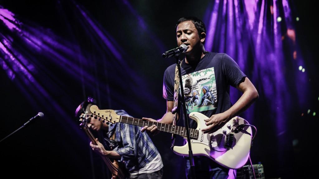 Malaysian musicians   © Sham Hardy / Flickr
