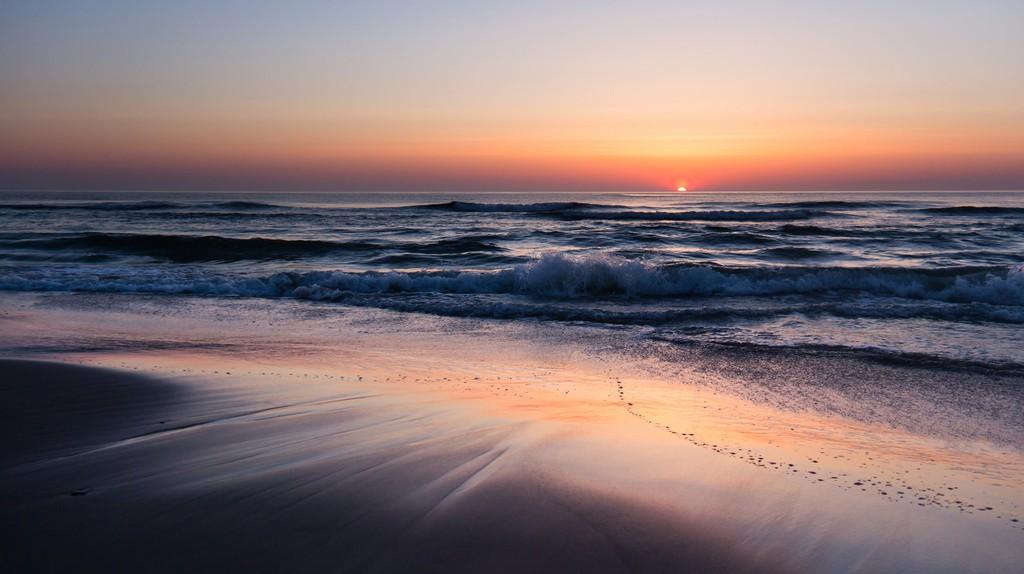 Sunset on Skagen |© Tobias Brixen / Flickr