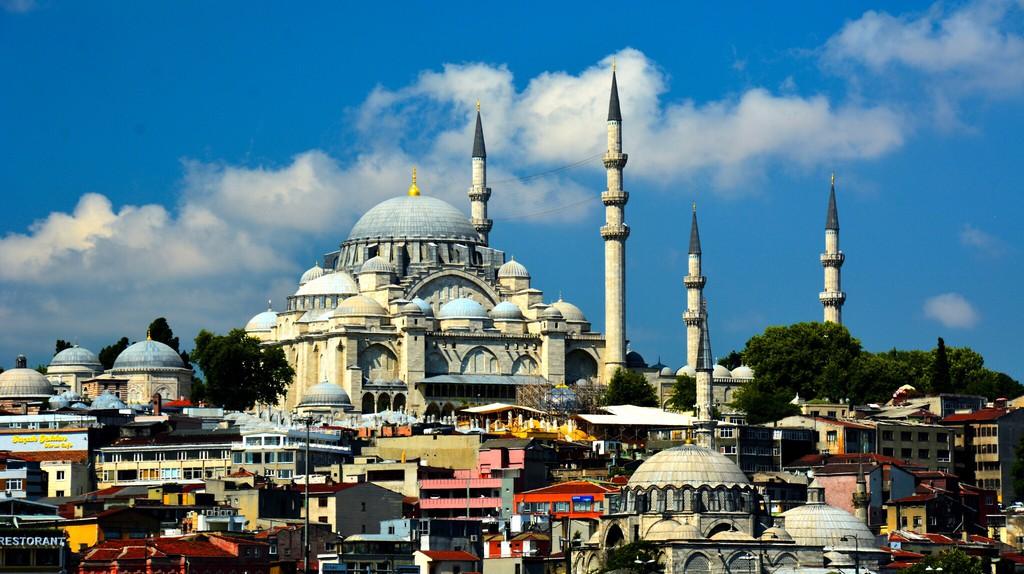 Sulaymaniyah Mosque, Istanbul Turkey   © Harold Litwiler / Flickr