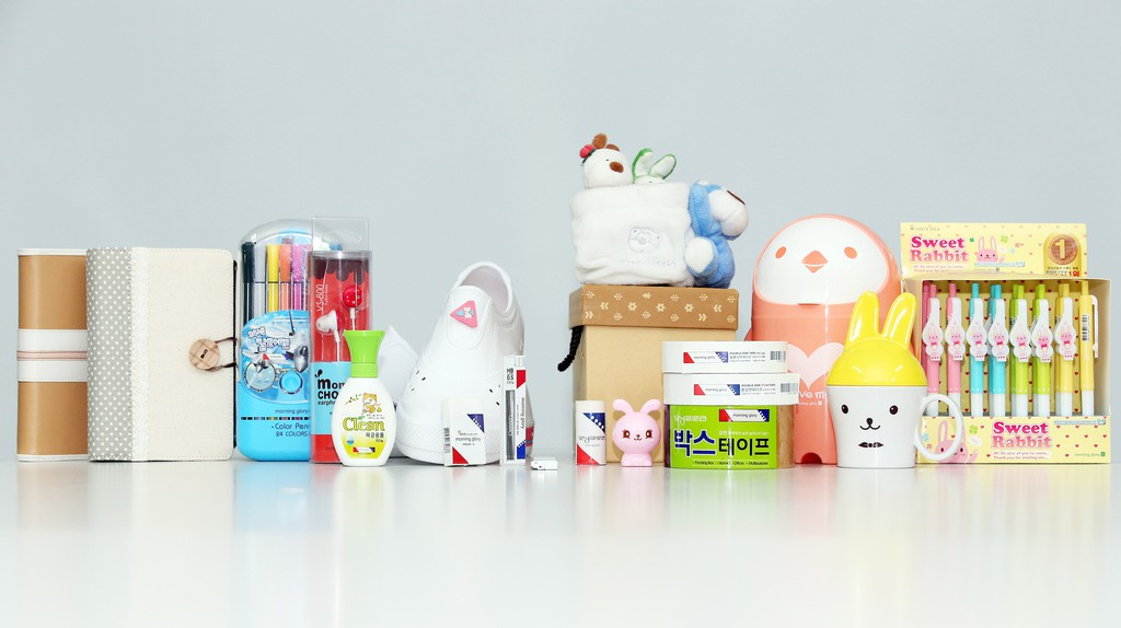 Korean stationery products