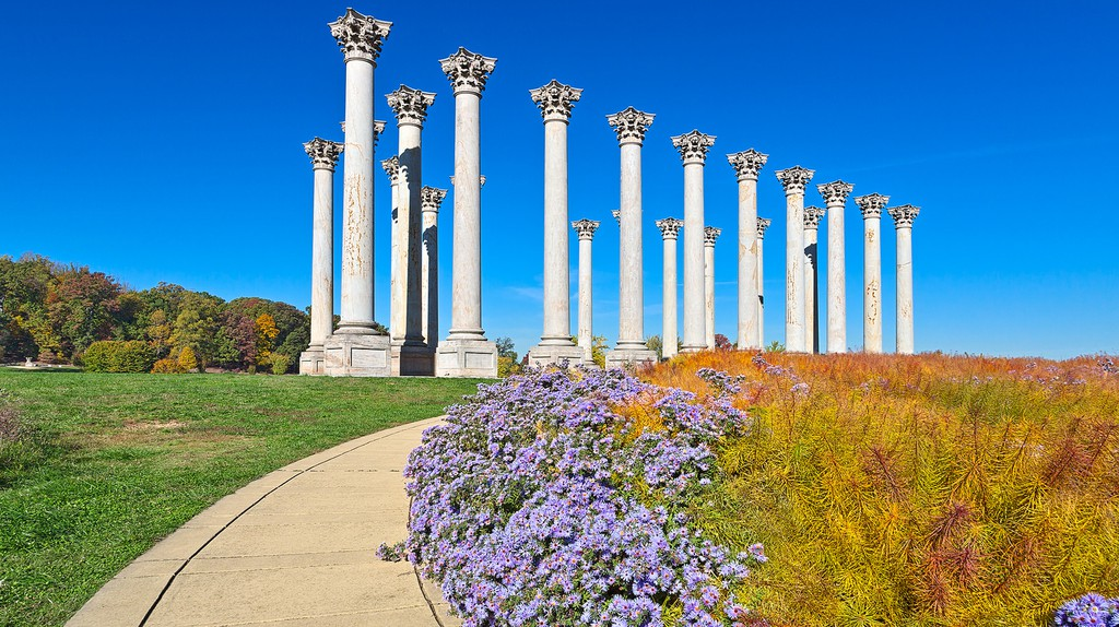 The U.S. National Arboretum | © Nicolas Raymond / Flickr
