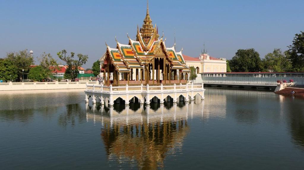 Summer Royal Palace, Thailand | © Juan Antonio Segal/Flickr