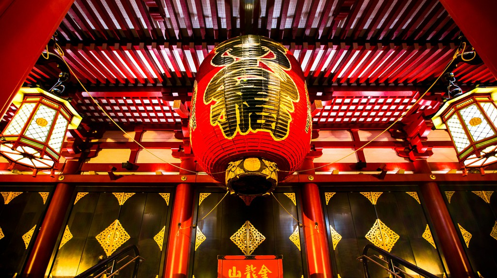 Senso-ji in Asakusa, Taito Ward | © IQRemix/Flickr