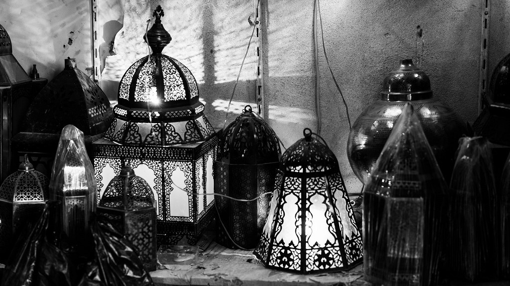 Khan El Khalili Lanterns | © Mark Fischer / flickr