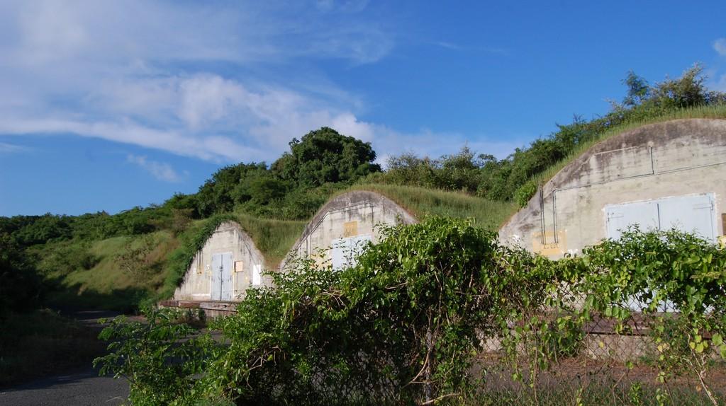 Abandoned, Bunker, The Naval Ammunition Facility (NAF), Vieques | © davidsancar/Flickr
