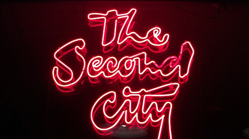 The Second City is a famous comedy and satire institution based in Chicago.