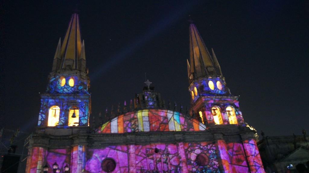 Guadalajara at night I © Enrique Vázquez/Flickr