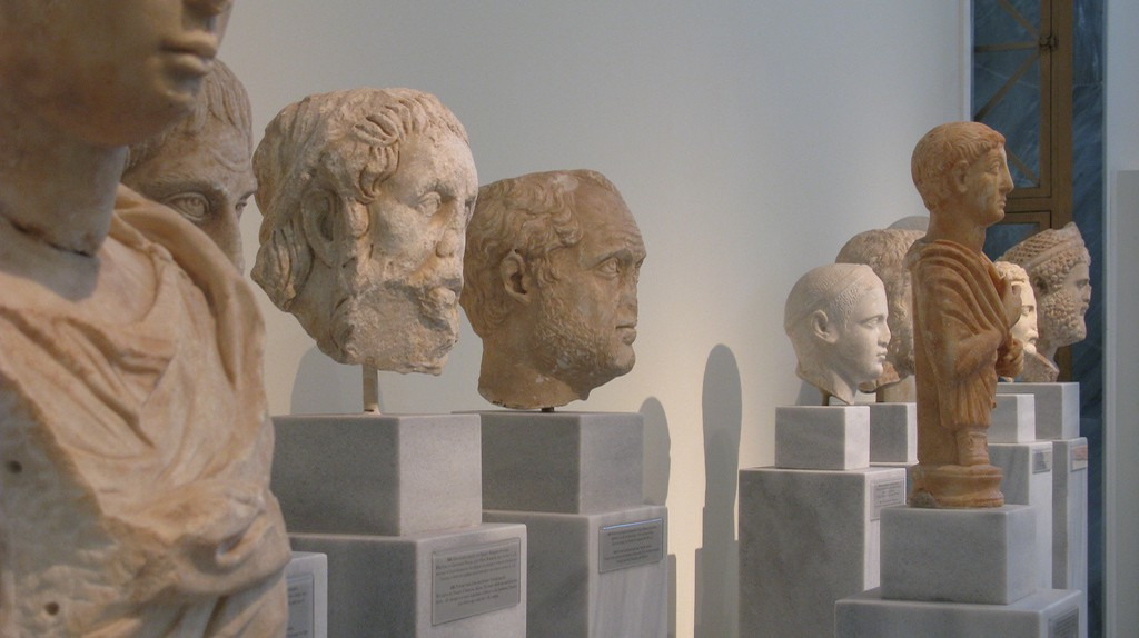 National Archaeological Museum, Athens, Greece | © Tilemahos Efthimiadis/Flickr