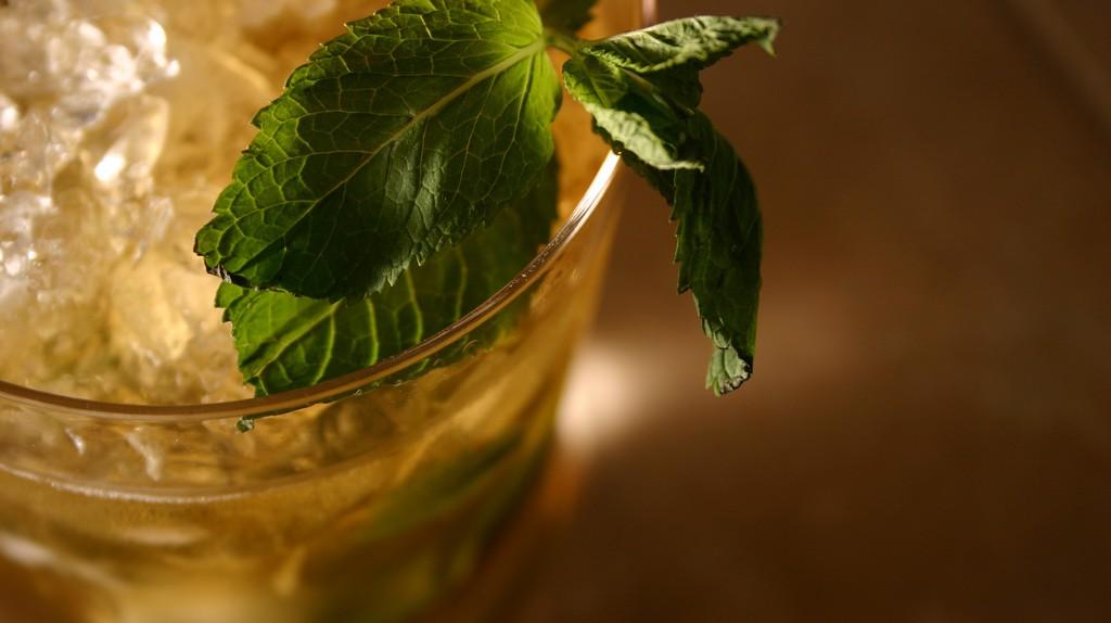 A mint julep   © Reese Lloyd / Flickr