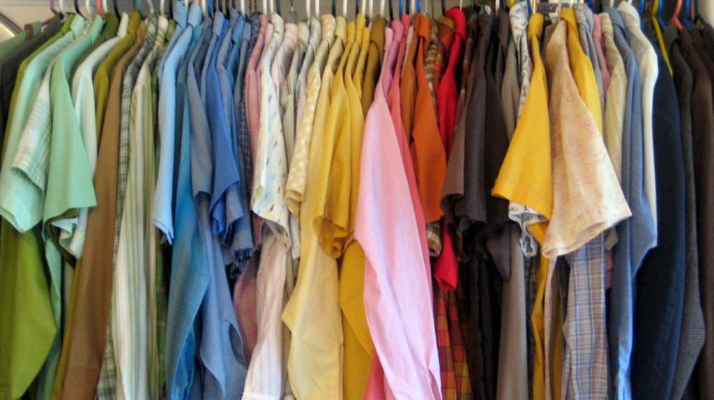 vintage shirts © Jason McHenry / Flickr