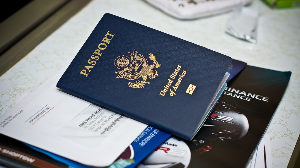 U.S. Passport | © Sean Hobson