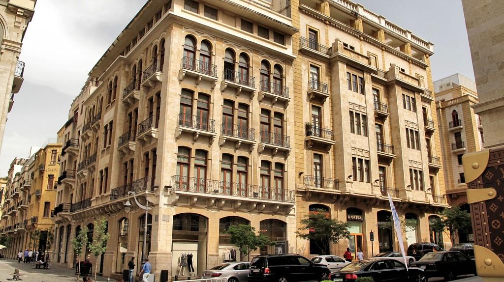 Downtown Beirut   © Francisco Anzola/ Flickr