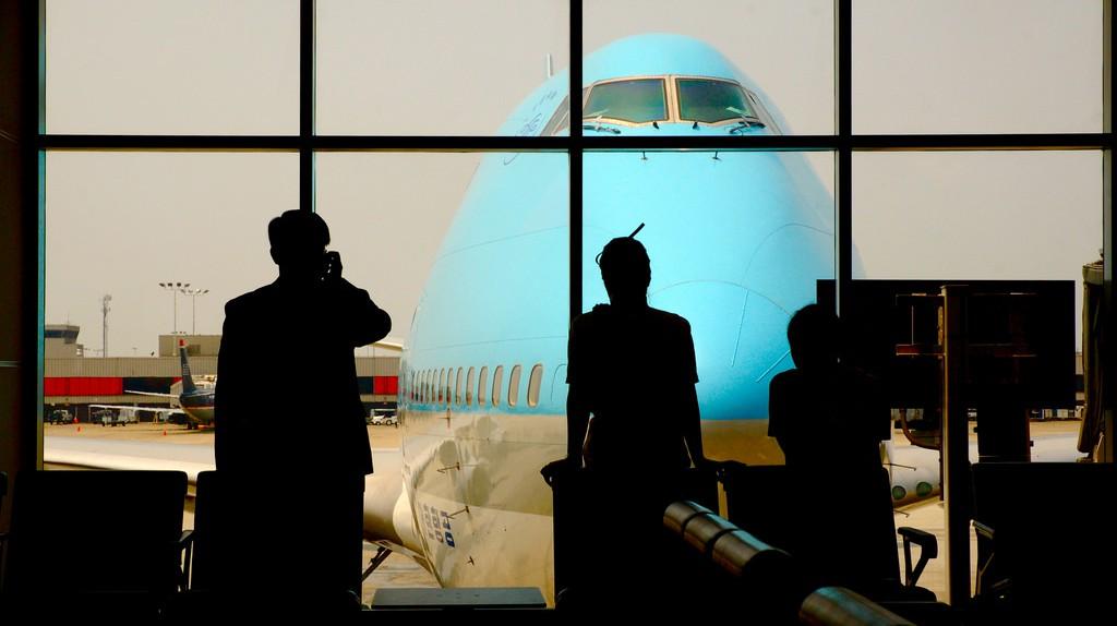 Airport    © Jorge Díaz