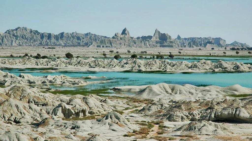 Nature in the Sistan va Baluchistan province   © Beluchistan / Flickr