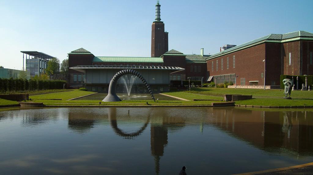 Museum Boijmans Van Beuningen | © Šarūnas Burdulis / Flickr