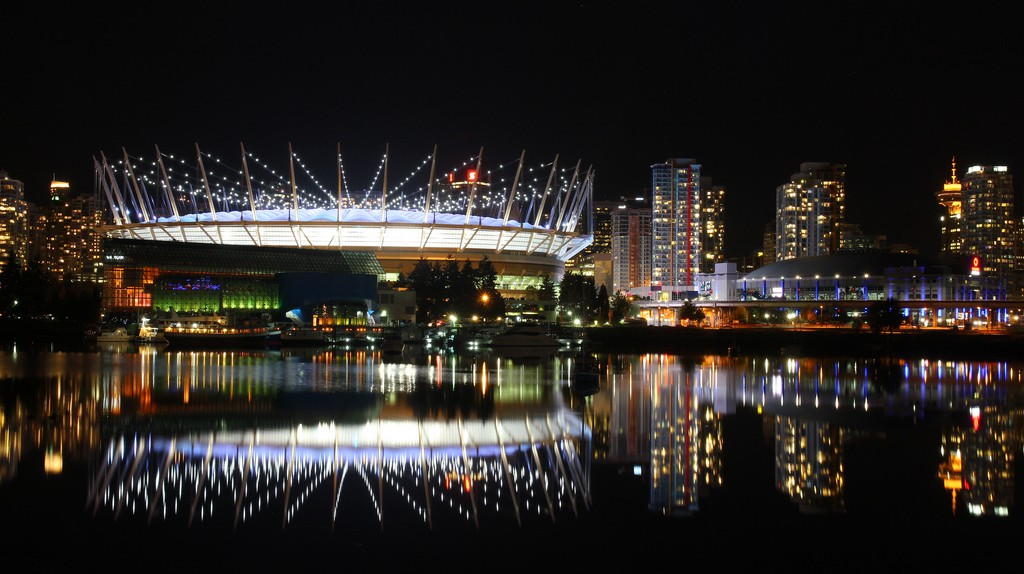 BC Place | © GoToVan / Flickr