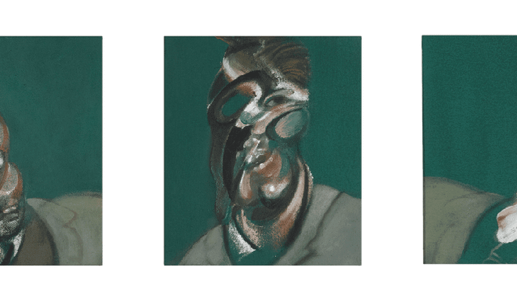 Francis Bacon—Three Studies for a Self-Portrait (1967) | © cea +/Flickr