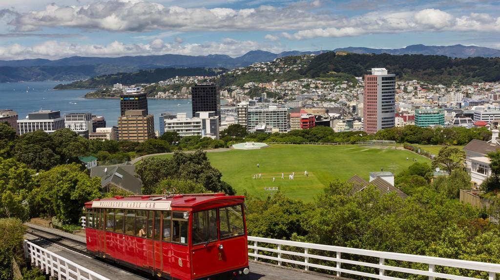 Wellington Cable Car   © LasseLeth/Flickr