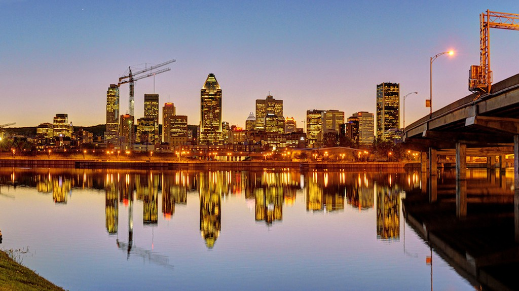 Montreal's skyline  | © Jazmin Million/ Flickr