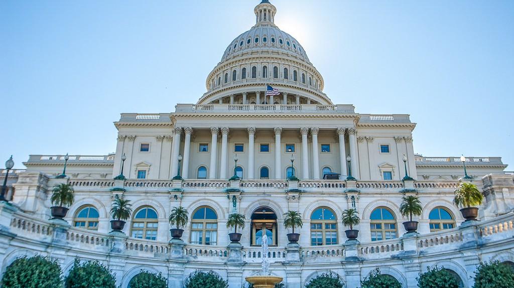 U.S. Capitol   © Arend / Flickr