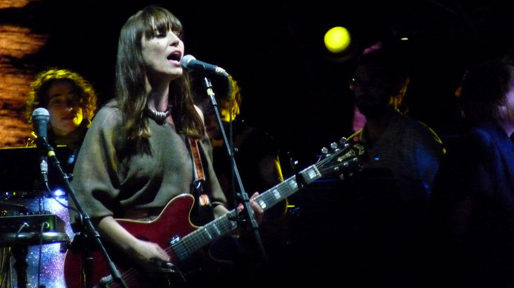 Feist's new album, Pleasure, was released on April 28, 2017 | © Juan Bendana/ Flickr