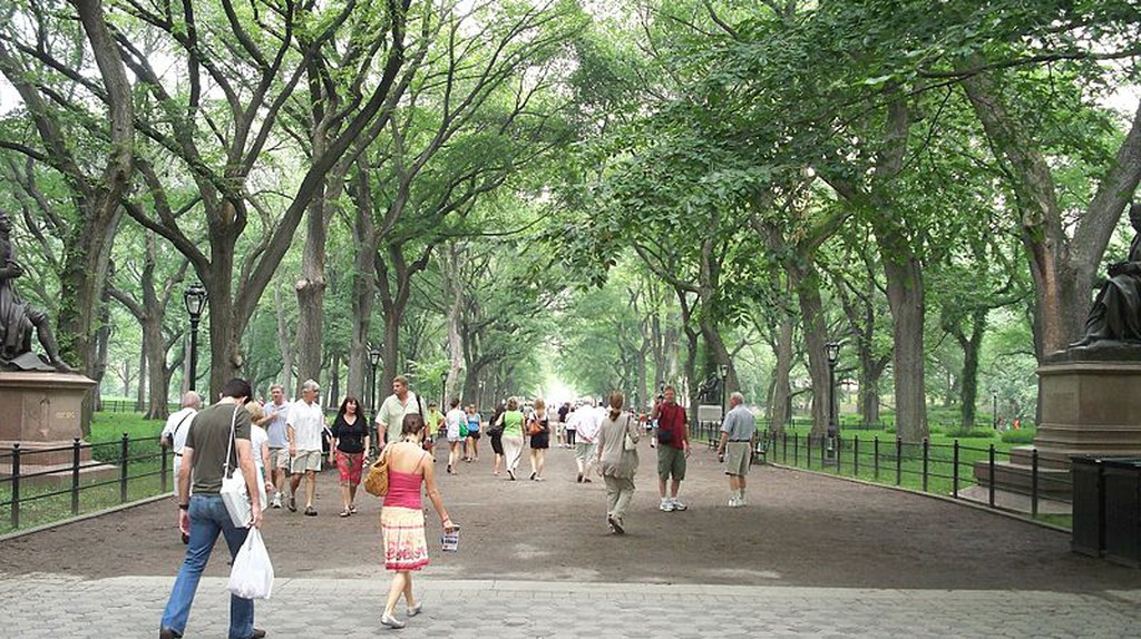 Central Park l WikiCommons