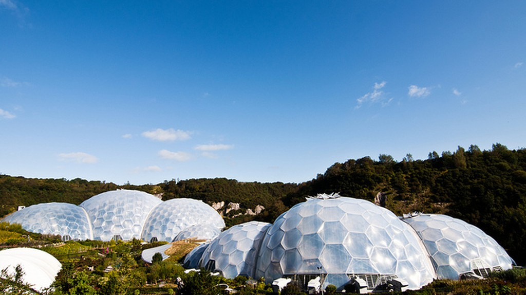 Eden Project | © Tim Parkinson/Flickr