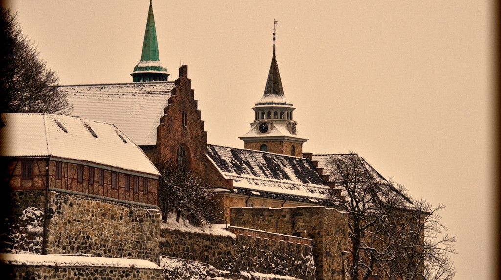 Akershus Castle |© Jon Glittenberg / Flickr