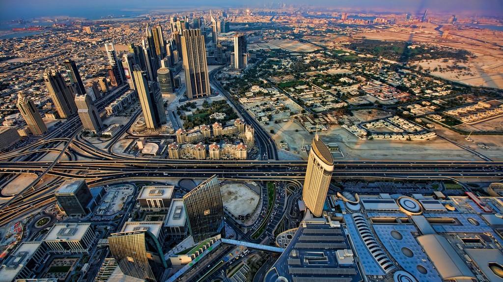 Dubai | © Michael Theis/Flickr